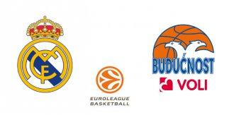 Real Madrid - Budućnost VOLI Podgorica (Euroliga)