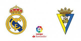 Real Madrid - Cádiz CF (Liga Santander)