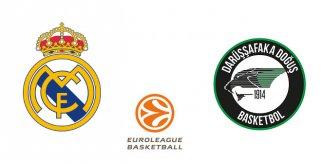 Real Madrid - Darussafaka Dogus