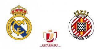 Real Madrid – Girona FC (Cuartos de final. Copa del Rey. Ida)
