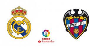 Real Madrid - Levante UD (Liga Santander)