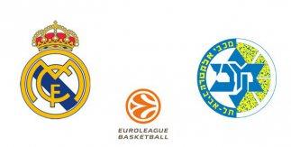 Real Madrid - Maccabi Tel Aviv (Euroliga. Jornada 2)