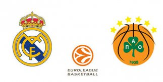 Real Madrid - Panathinaikos BC (Euroliga)