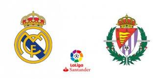 Real Madrid - R. Valladolid CF (Liga Santander)