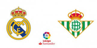 Real Madrid - Real Betis (Liga Santander)
