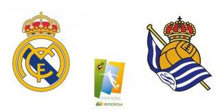 Real Madrid Femenino - Real Sociedad (Liga Iberdrola)