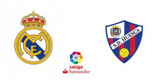 Real Madrid - SD Huesca (Liga Santander)