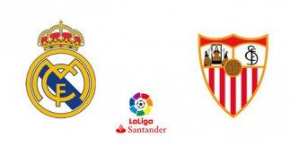 Real Madrid - Sevilla FC (Liga Santander)