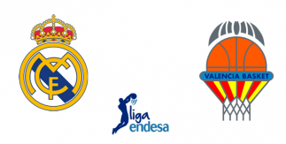 Real Madrid - Valencia Basket Club (Liga Endesa. Jornada 33)