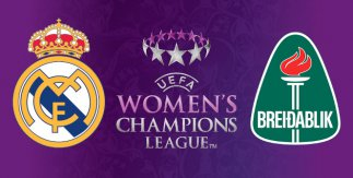 Real Madrid Femenino - Breidablik UBK (UEFA Women's Champions League)