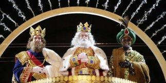 Reyes Magos 2021 en Conde Duque