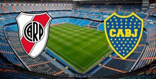 River Plate - Boca Juniors (Final Copa Libertadores)