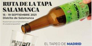 Ruta de la Tapa de Salamanca