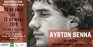 Ayrton Senna: 25 años, 25 imágenes inéditas