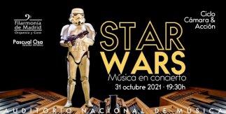 Filarmonía de Madrid. Star Wars: Música en Concierto