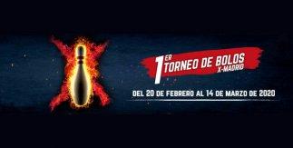 I Torneo de Bolos X - Madrid