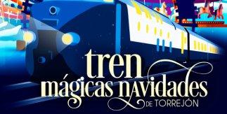 Tren Mágicas Navidades