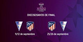 Atlético de Madrid Femenino - ŽFK Spartak (UEFA Women's Champions League. 1/16 final. Partido de vuelta)