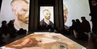 Van Gogh Alive, Círculo de Bellas Artes