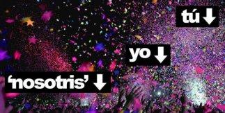 Vivir en videoclip. Tú, Yo, 'Nosotris' y un Karaoke # 1 y # 2
