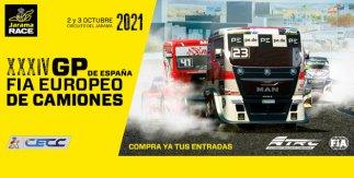 XXXIV Gran Premio de España Fia Europeo de Camiones y CECC