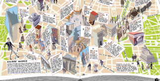 Galdos' Madrid. An ilustrated cultural map