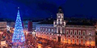 Puerta del Sol Navidad 2016