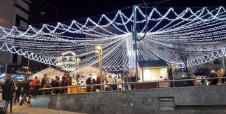 Mercadillo de Navidad Plaza de Santo Domingo 2019