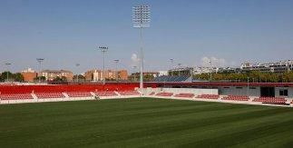 Centro Deportivo Wanda Alcalá de Henares (© Ángel Gutiérrez)