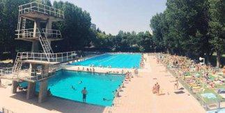 Piscina de la Universidad Complutense de Madrid