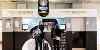 Punto de Inf. Turística Aeropuerto Adolfo Suárez Madrid-Barajas (T2. Entre Salas 5 y 6)