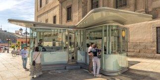 Punto de información Turística Reina Sofía