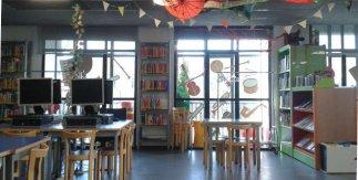 Biblioteca joven La Casa Encendida