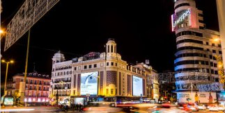Cines Callao / Callao City Lights