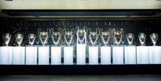 Copas de Europa de fútbol del Real Madrid