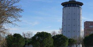El silo de Hortaleza