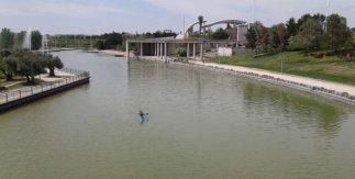 Ría Parque Juan Carlos I