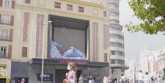 Cines Callao - imágenes en 3D