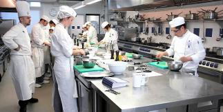 Scuole di cucina madrid