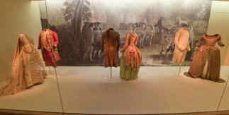 Museo del Traje. Ilustración y casticicismo