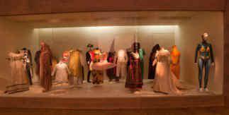Museo del Traje. Ver y conservar