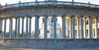 Parque de El Retiro. Monumento a Alfono XII. © Álvaro de Oro Fernández