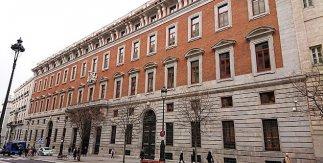Ministerio de Hacienda (Real Casa de la Aduana)(© Heparina 1985)