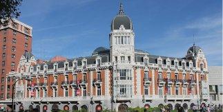 Real Compañía Asturiana de Minas (© Luis García, Wikipedia)