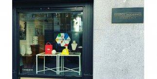 Galería y tienda Tiempos Modernos
