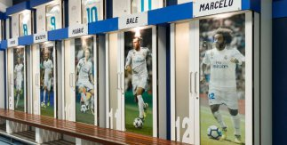 Vestuario Real Madrid