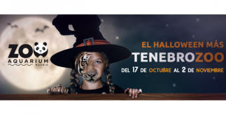 Zoo Aquarium Halloween 2020