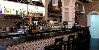 Ponzano, la calle gastronómica de moda en Madrid -Los arcos de ponzano