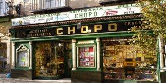 Artesanía Chopo