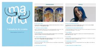 Calendario de eventos / Agenda de actividades Madrid